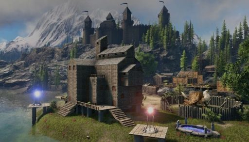 Master Builder Servers Coming to Promote Building the Greatest Structures Possible - Dark and Light - MMORPG.com