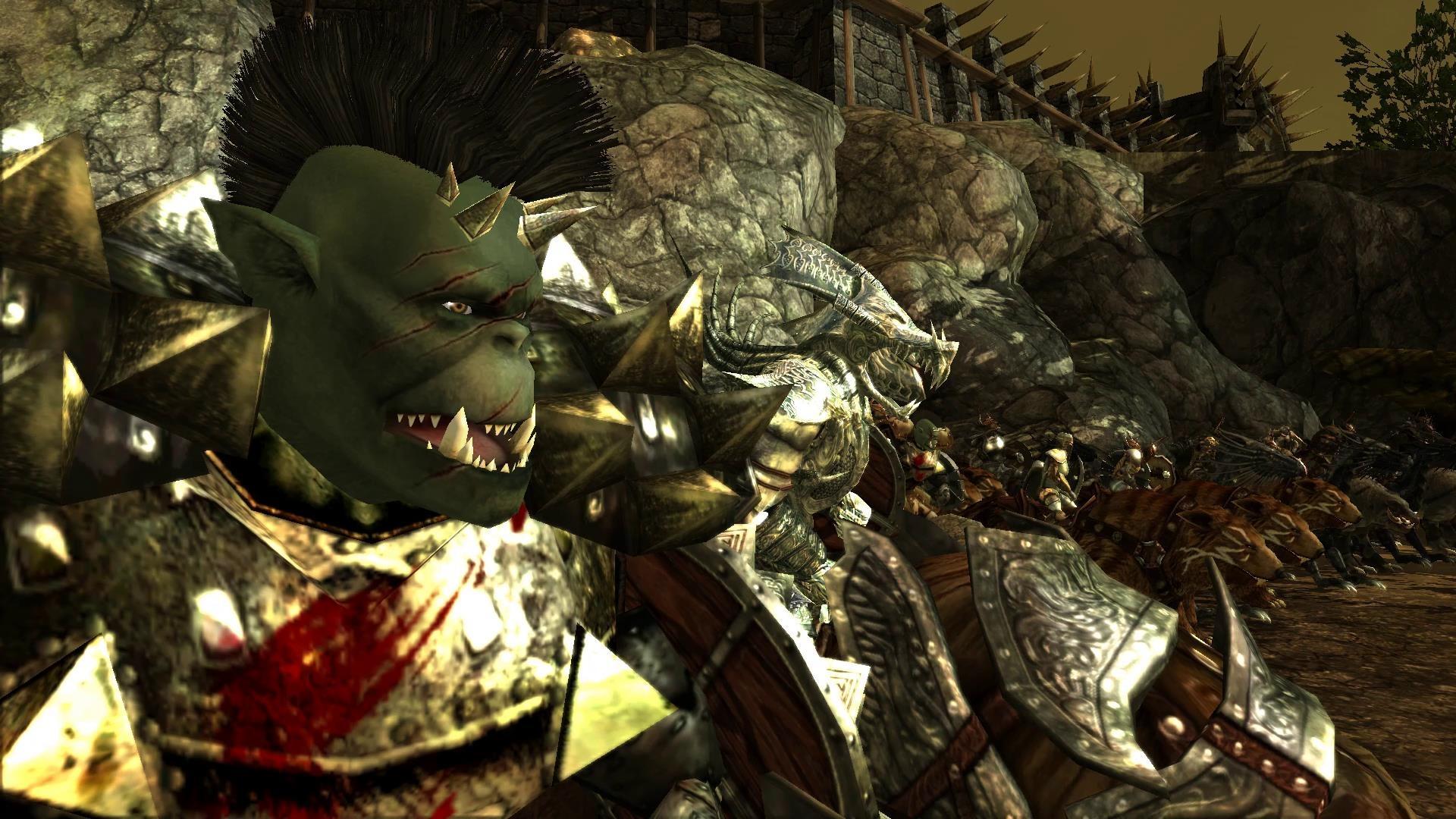 Ork warleader