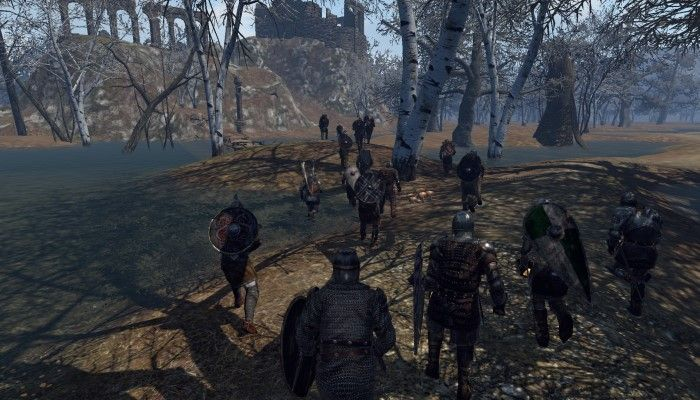 Gloria Victis Team Adds Frontline Battles to Enhance & Improve Open World PvP - MMORPG.com