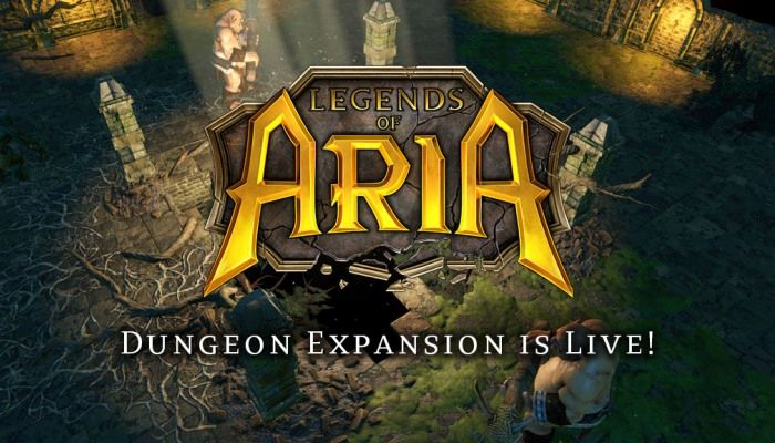 Legends of Aria's Dungeon Expansion is Live - MMORPG.com