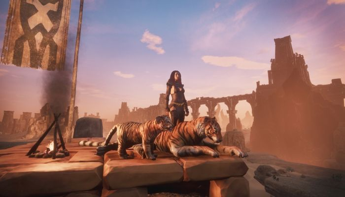 Your Tuesday PSA: Conan Exiles will be F2P on Steam from March 7-11 - MMORPG.com
