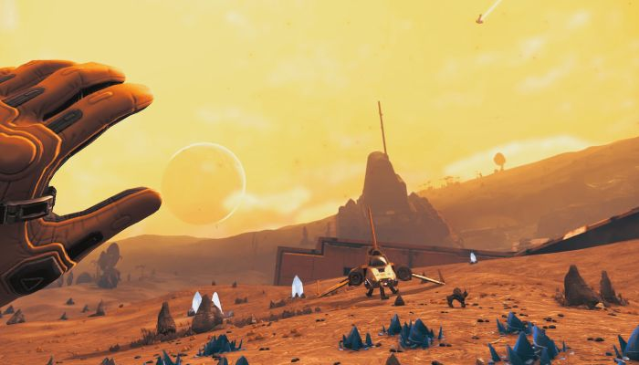 No Man's Sky to Set Players Off on a New VR Adventure - MMORPG.com