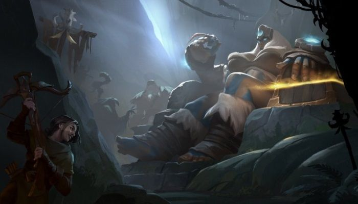 Percival Update Coming to Albion Online with Solo Randomized Dungeons & More - MMORPG.com