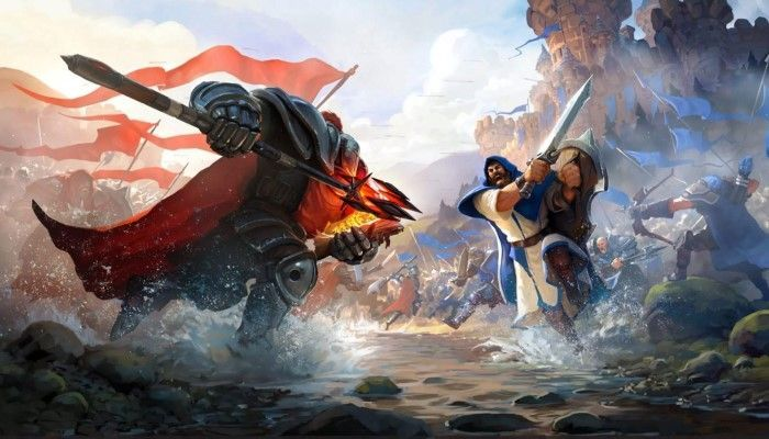Territory Reset Day Hitting Albion Online on Saturday - MMORPG.com