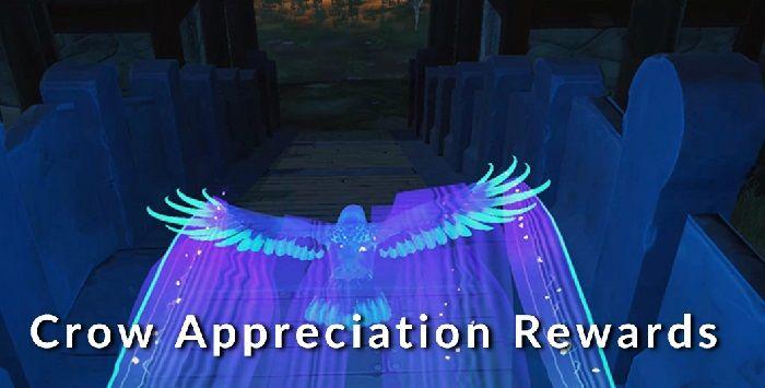 Crow Appreciation Rewards Come to Crowfall - MMORPG.com