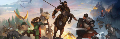 Crowfall plans guild alliance features, mounts, and mass production crafting features