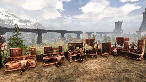 armor benches