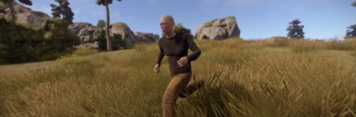Seven years on from release, Rust hit its all-time concurrent player record