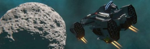 You ruined a perfectly good asteroid mechanic.